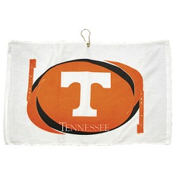 Tennessee Volunteers Printed Hemmed Golf Towel