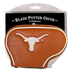 Texas Longhorns Blade Team Golf Putter Cover