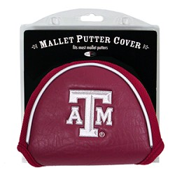Texas A&M Aggies Mallet Team Golf Putter Cover