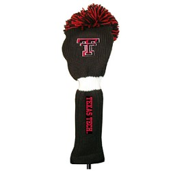 Texas Tech Red Raiders Pom Pom Golf Head Cover