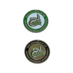 North Carolina-Charlotte 49ers Golf Ball Marker