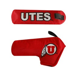 Utah Utes Blade Golf Putter Cover