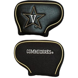 Vanderbilt Commodores Blade Team Golf Putter Cover