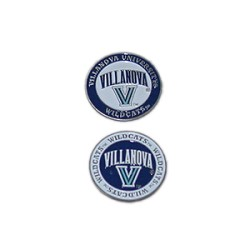 Villanova Wildcats Golf Ball Marker