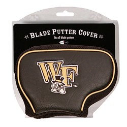 Wake Forest Demon Deacons Blade Team Golf Putter Cover