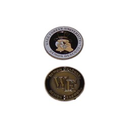 Wake Forest Demon Deacons Golf Ball Marker