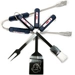 Cleveland Indians 4 Pc Bbq Set
