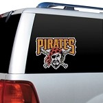 Pittsburgh Pirates Diecut Window Film