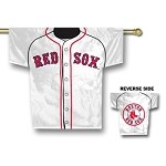 Boston Red Sox Jersey Banner 34