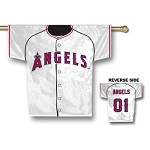 Los Angeles Angels Jersey Banner 34