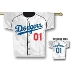 Los Angeles Dodgers Jersey Banner 34