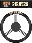 Pittsburgh Pirates Poly-Suede Steering Wheel Cover