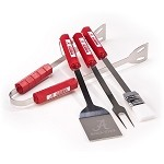 Alabama Crimson Tide 4 Pc Bbq Set