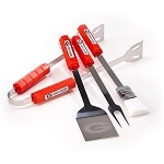 Georgia Bulldogs 4 Pc Bbq Set