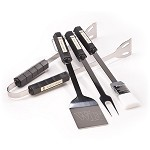 Wake Forest 4 Pc Bbq Set