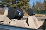 Kentucky Wildcats Headrest Covers Set Of 2