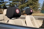 Alabama Crimson Tide Headrest Covers Set Of 2