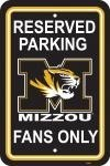 Missouri Tigers 12