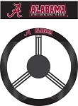 Alabama Crimson Tide Poly-Suede Steering Wheel Cover