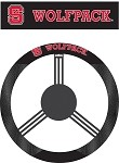 Nebraska Cornhuskers Poly-Suede Steering Wheel Cover
