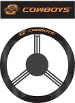 Oklahoma State Cowboys Poly-Suede Steering Wheel Cover