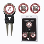 Alabama Crimson Tide Golf Divot Tool Set