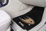 Anaheim Ducks NHL Two Piece Car Mat