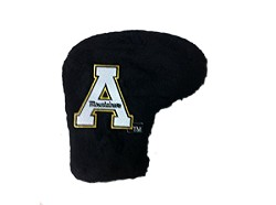 Appalachian State Mountaineers Fur Golf Putter Cover