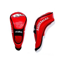 Arkansas Razorbacks Hybrid Golf Head Cover