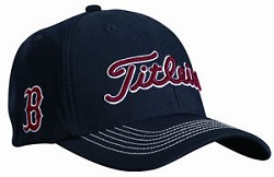 Boston Red Sox Titleist Golf Hat