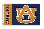 Auburn Tigers 2-Sided 3 Ft. X 5 Ft. Flag W/Grommets