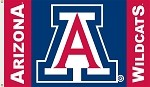 Arizona Wildcats 3 Ft. X 5 Ft. Flag W/Grommets