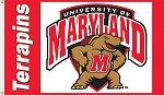 Maryland Terrapins 3 Ft. X 5 Ft. Flag W/Grommets