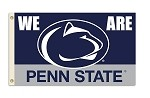 Penn State Nittany Lions 2-Sided 3 Ft. X 5 Ft. Flag W/Grommets