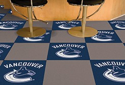 Vancouver Canucks NHL Carpet Tiles
