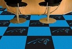 Carolina Panthers NFL Carpet Tiles