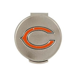 Chicago Bears Hat Clip