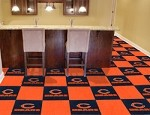 Chicago Bears NFL Carpet Tiles