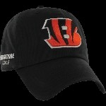 Cincinnati Benals NFL Logo Bridgestone Golf Hat / Cap