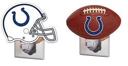 Indianapolis Colts Night Lights