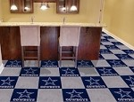 Dallas Cowboys NFL Carpet Tile