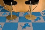 Detroit Lions NFL Carpet Tiles
