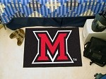 Miami of Ohio Redhawks NCAA Starter Mat