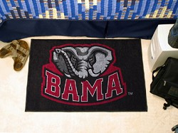 "Alabama Crimson Tide ""Bama"" NCAA Starter Mat"