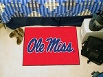 Mississippi Rebels NCAA Starter Mat