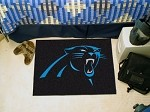 Carolina Panthers NFL Starter Mat