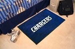 San Diego Chargers NFL Starter Mat