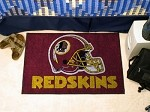 Washington Redskins NFL Starter Mat