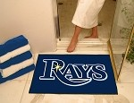 Tampa Bay Rays MLB All-Star Floor Mat