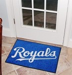 Kansas City Royals MLB Starter Floor Mat